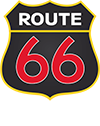 Route 66 Mobile Logo
